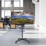 reflecta stellt neuen TV Stand 55P-Shelf vor