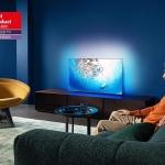 Philips TV ist wieder zweifacher EISA-Preisträger bei OLED-TVs