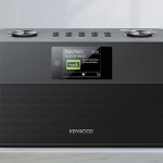 Neues Stereo-Radio Kenwood CR-ST80DAB mit DAB+