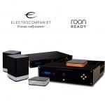 Acht Electrocompaniet Geräte erhalten die Roon Ready-Zertifizierung