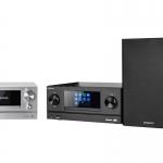 Neue Kenwood Smart Micro HiFi-Systeme Kenwood M-7000S und M-9000S
