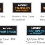 HDMI bekommt aussagekräftige Logos
