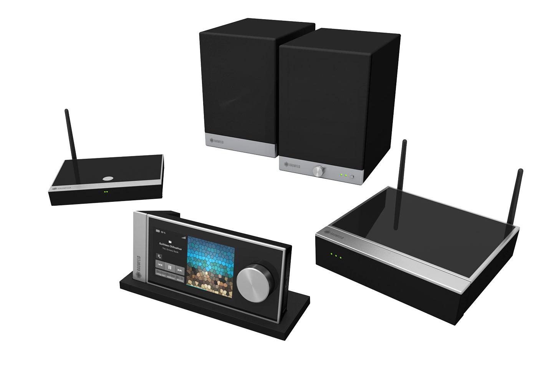 raumfeld multi room audio system mit verbesserter firmware. Black Bedroom Furniture Sets. Home Design Ideas