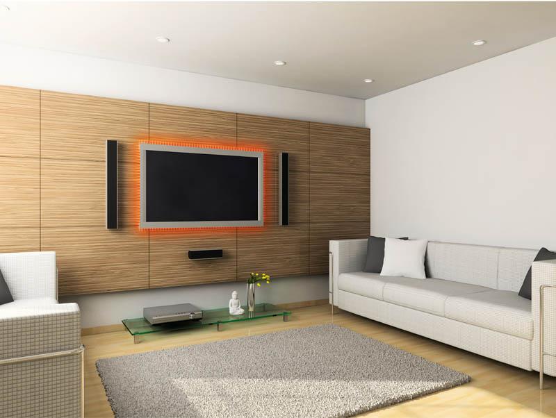 hama mit neuen wandhalterung sets mit hintergrundbeleuchtung. Black Bedroom Furniture Sets. Home Design Ideas