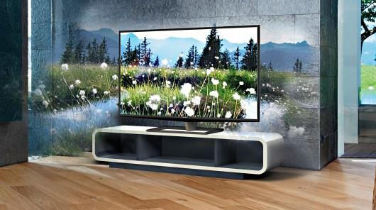toshiba 3d fernseher ohne brille mit quad hd aufl sung. Black Bedroom Furniture Sets. Home Design Ideas