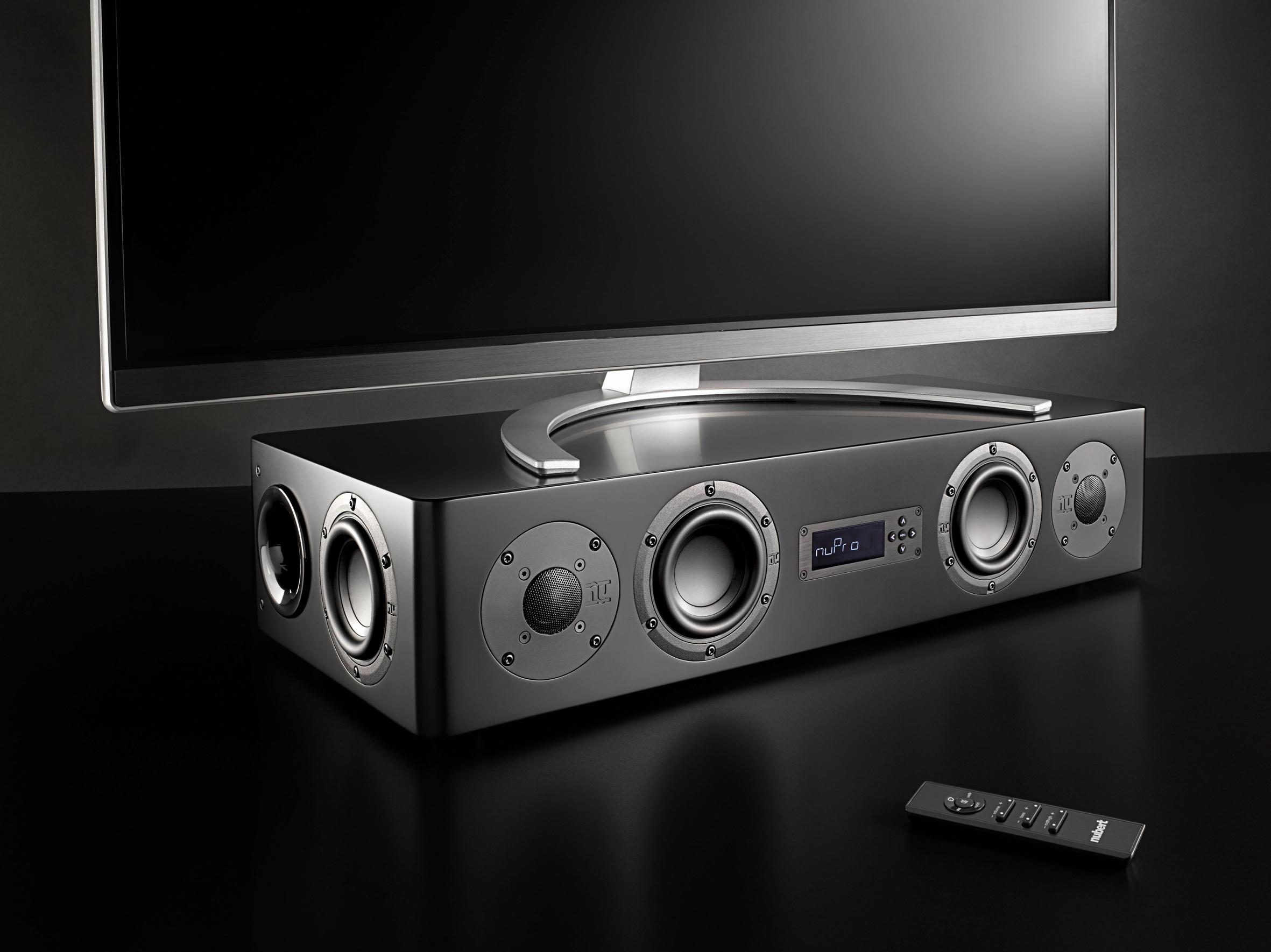 nubert aktives stereoboard all in one soundl sung f r. Black Bedroom Furniture Sets. Home Design Ideas