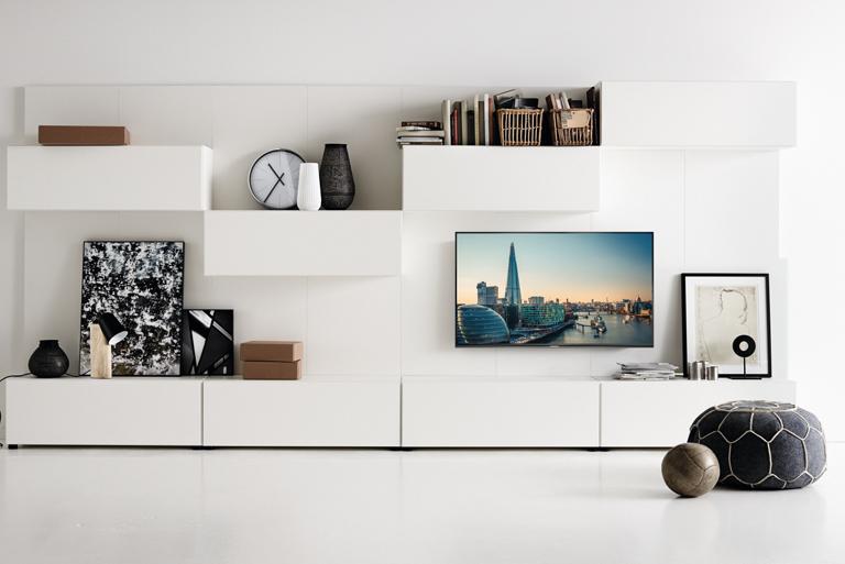grundig neue tv serie immensa mit 3 wege stereo sound. Black Bedroom Furniture Sets. Home Design Ideas